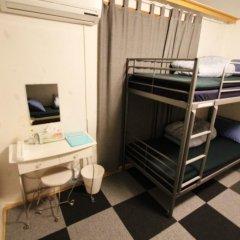 The City Hostel Hongdae Стандартный номер с различными типами кроватей фото 4