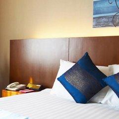 Отель Ramada Plaza by Wyndham Bangkok Menam Riverside 5* Номер Делюкс с двуспальной кроватью фото 8