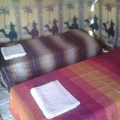 Отель Bivouac Nkhila Tizi Zagora Марокко, Загора - отзывы, цены и фото номеров - забронировать отель Bivouac Nkhila Tizi Zagora онлайн комната для гостей фото 2