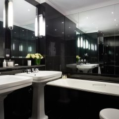 Отель The Pelham - Starhotels Collezione 5* Улучшенный номер с различными типами кроватей фото 4