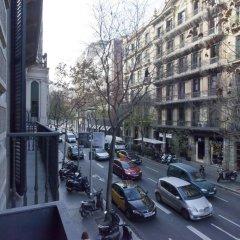 Отель Boutique Barcelona Bed and Breakfast Испания, Барселона - отзывы, цены и фото номеров - забронировать отель Boutique Barcelona Bed and Breakfast онлайн балкон