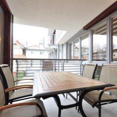 Апартаменты Dom & House - Apartments Sunrise Сопот балкон