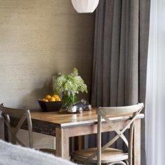 Отель Bernardus Lodge & Spa 4* Номер категории Премиум с различными типами кроватей фото 4