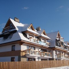 Отель Zakopane Aparthotel Апартаменты фото 3
