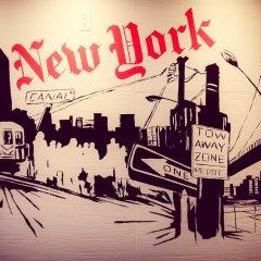 Отель CITY ROOMS NYC - Soho гостиничный бар