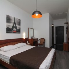 Гостиница Гараж 3* Стандартный номер с различными типами кроватей фото 8