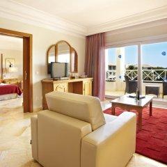 Отель Grupotel Parc Natural & Spa 5* Люкс Премиум с различными типами кроватей фото 6