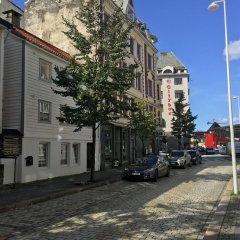 Апартаменты Bergen City Apartments, Nygårdsgaten парковка
