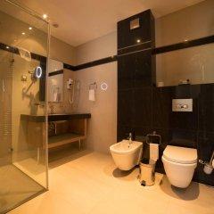 Отель Ruskovets Resort & Thermal SPA Болгария, Добринище - отзывы, цены и фото номеров - забронировать отель Ruskovets Resort & Thermal SPA онлайн ванная фото 2