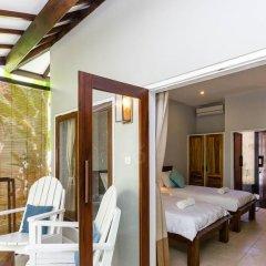 Отель Bale Sampan Bungalows 3* Стандартный номер с 2 отдельными кроватями фото 24