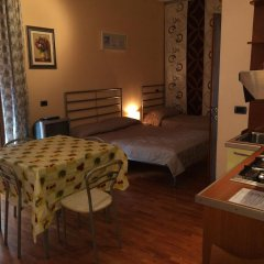 Отель Gemini City Centre Studios Студия с различными типами кроватей фото 4