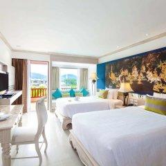 Отель Novotel Phuket Resort 4* Номер Делюкс с 2 отдельными кроватями фото 2