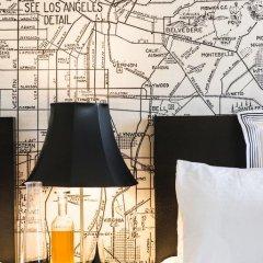 The Mayfair Hotel Los Angeles 3* Номер Делюкс с 2 отдельными кроватями фото 6