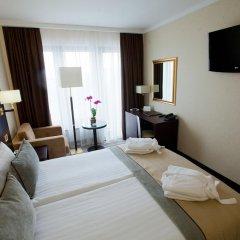 Гостиница Premier Dnister 4* Номер Делюкс разные типы кроватей фото 6