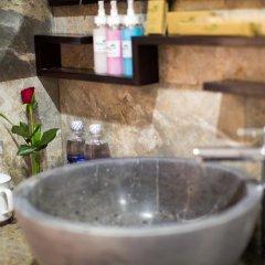 Отель Herbal Tea Homestay 2* Стандартный номер с различными типами кроватей фото 2