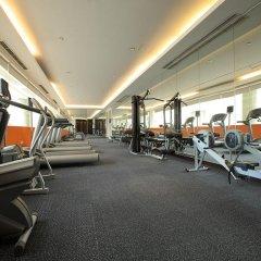 Kunshan Newport Hotel фитнесс-зал