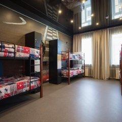 Hostel Racing Paradise Кровать в общем номере с двухъярусной кроватью фото 34