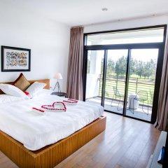 Отель Montgomerie Links Villas 4* Вилла с различными типами кроватей фото 7
