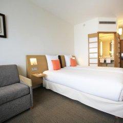 Отель Novotel Casablanca City Center 4* Стандартный номер с различными типами кроватей