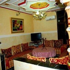 Отель Residence Miramare Marrakech 2* Стандартный номер с различными типами кроватей фото 3