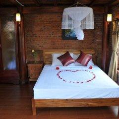 Отель Seaside An Bang Homestay 2* Номер Делюкс с различными типами кроватей фото 7