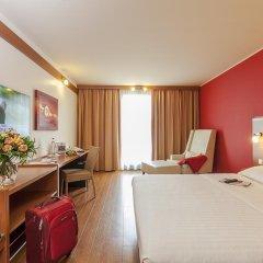 Star Inn Hotel Frankfurt Centrum, by Comfort 3* Номер Бизнес с различными типами кроватей фото 9