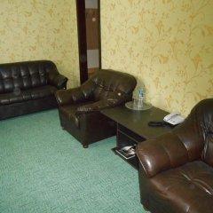 Гостиница Успенская Тамбов 3* Люкс с различными типами кроватей фото 7