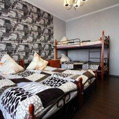Гостиница Экодомик Лобня Номер категории Эконом с различными типами кроватей фото 2