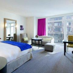 Gansevoort Park Hotel NYC 5* Улучшенный номер с различными типами кроватей фото 3