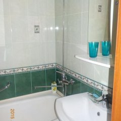 Апартаменты на Гатчинской ванная