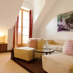 Отель A-ROSA Kitzbühel 5* Номер Делюкс с двуспальной кроватью фото 2