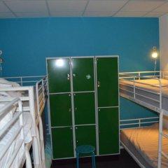 Отель Interhostel 2* Кровать в общем номере с двухъярусной кроватью фото 9