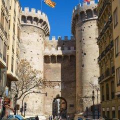 Отель Apartamentos Alberti Испания, Валенсия - отзывы, цены и фото номеров - забронировать отель Apartamentos Alberti онлайн