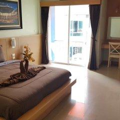 Отель Patong Eyes 3* Стандартный номер с двуспальной кроватью фото 14