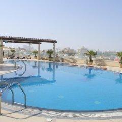 Star Metro Deira Hotel Apartments бассейн фото 2