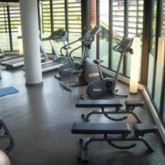 Отель Manava Suite Resort Пунаауиа фитнесс-зал