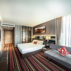 Отель The Continent Bangkok by Compass Hospitality 4* Представительский номер с различными типами кроватей фото 2