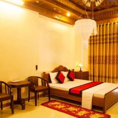 Отель Hoa Mau Don Homestay Номер Делюкс с различными типами кроватей фото 6