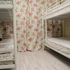 Хостел Ника-Сити Кровати в общем номере с двухъярусными кроватями фото 17