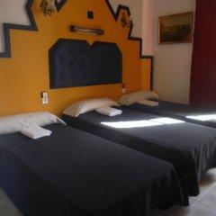 Отель Pension Nuevo Pino Стандартный номер с различными типами кроватей (общая ванная комната) фото 3