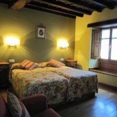 Отель Casar de Aliezo 3* Стандартный номер с различными типами кроватей фото 5