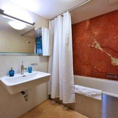 Апартаменты Langhans Apartments Прага ванная