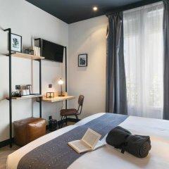 Отель So'Co by HappyCulture 3* Стандартный номер с различными типами кроватей фото 3
