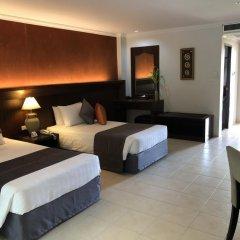Отель Areca Resort & Spa 5* Номер Делюкс с двуспальной кроватью фото 5