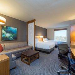 Отель Hyatt Place Nashville Downtown 3* Стандартный номер с 2 отдельными кроватями фото 2
