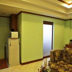 Отель Baan SS Karon 3* Улучшенный номер с различными типами кроватей фото 11