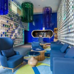 Отель Room Mate Oscar Испания, Мадрид - отзывы, цены и фото номеров - забронировать отель Room Mate Oscar онлайн интерьер отеля фото 2