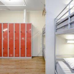 City Hostel Кровать в общем номере фото 10