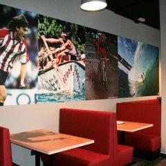 Mundaka Hostel & Sports Cafe гостиничный бар