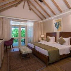 Отель Ellaidhoo Maldives by Cinnamon 4* Улучшенный номер с различными типами кроватей фото 6